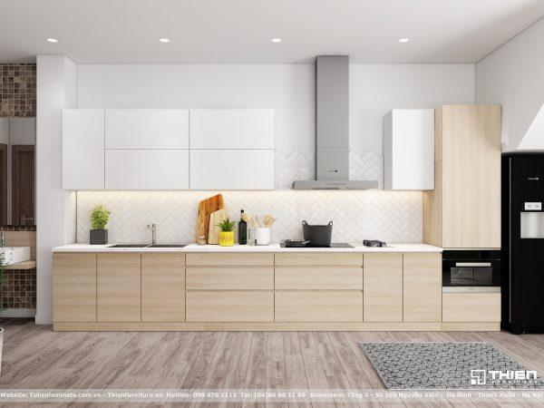 Tủ bếp Laminate - LAM03