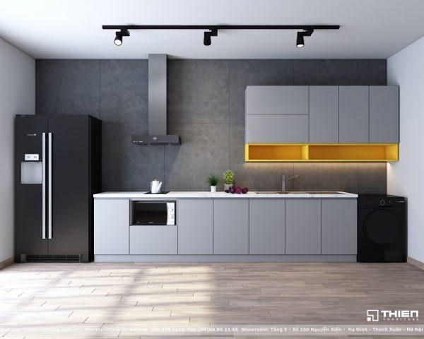 Tủ bếp Laminate - LAM04